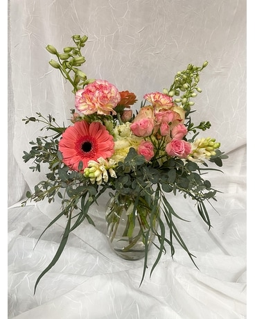 Pop Princess Garden Arrangement Flower Arrangement