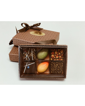 Conche Chocolate 6 Piece Gifts