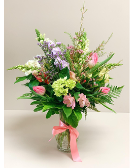 Bailey's Garden Flower Arrangement