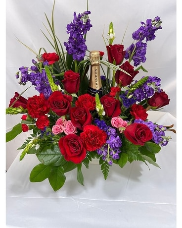 For My Love Flower Arrangement