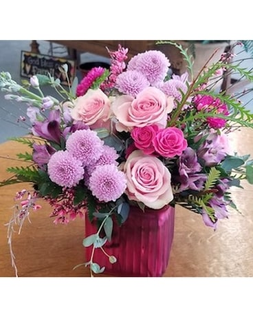 Something to brighten your day! Flower Arrangement