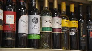 Fine Wines - please call us for selection and prices. Buyer & Recipient must be 21 or over.