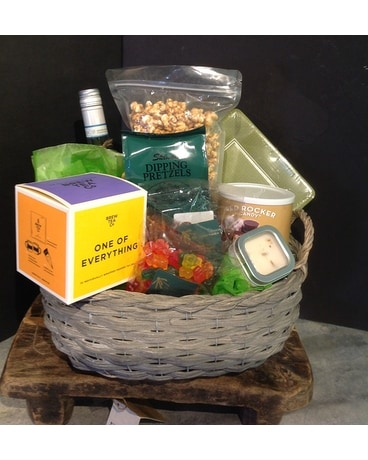 Party Starter Gift Basket