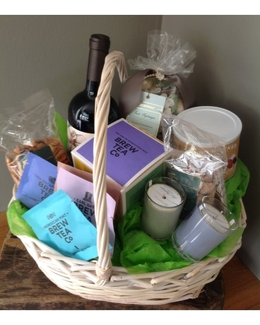 Relax! Gift Basket