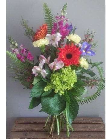 Designer's Choice Hand-Tied Bouquet Flower Arrangement