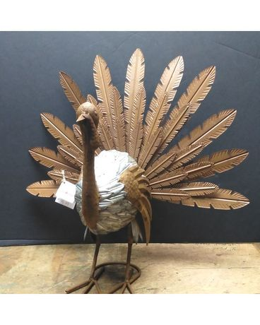 Metal Turkey Gifts