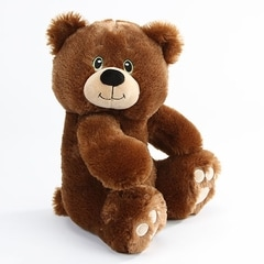Plush Bear(style/color varies)