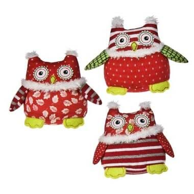 Mini Owl Plush