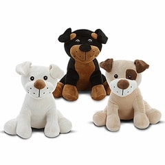 Stuffed Puppy -Style Varies