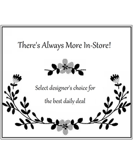 Designer's Daily Deals Flower Arrangement