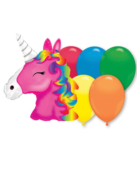 Unicorn Balloon Bouquet Gifts