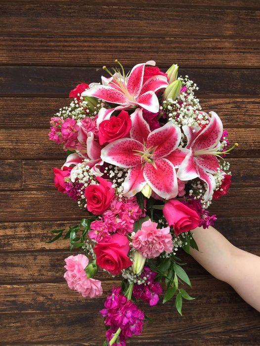 Logmont Bridal Buquets