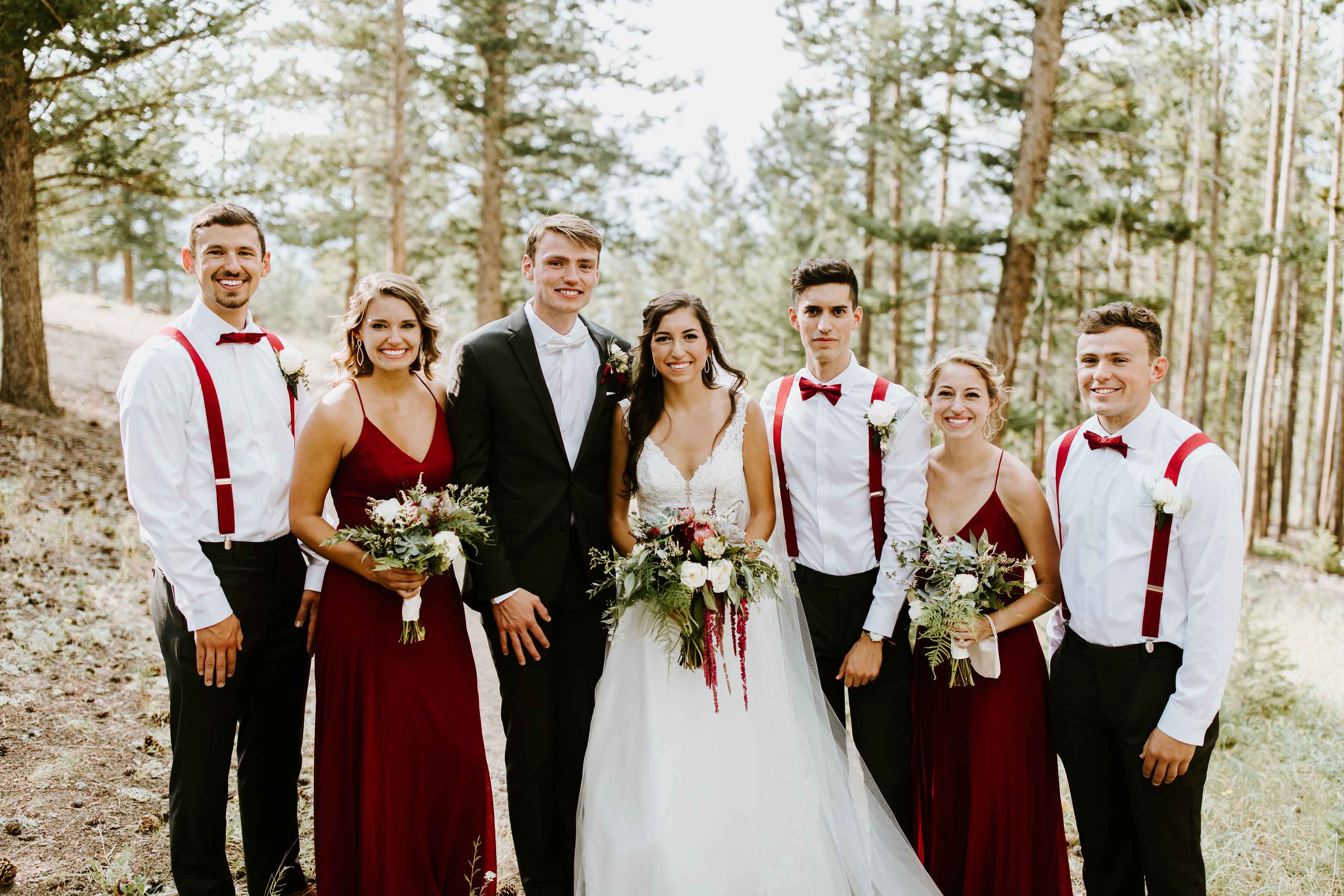 Longmont Florist Wedding Gallery