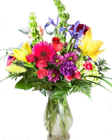 Gems of the Garden Flower Arrangement