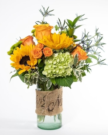 Colorado Sunshine Flower Arrangement