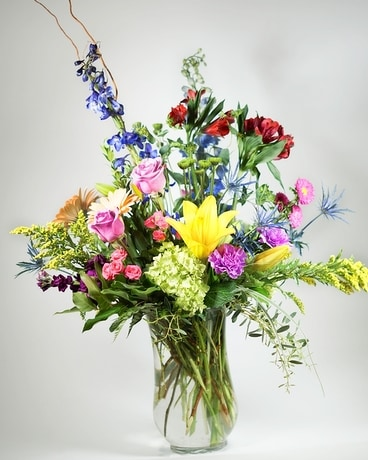Everyday Counts Flower Arrangement