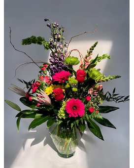 Garden Harmony Flower Arrangement