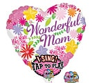 A03MD  Mother's Day Singing Balloon