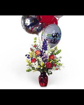 Birthday Balloons Delivery Oklahoma City OK
