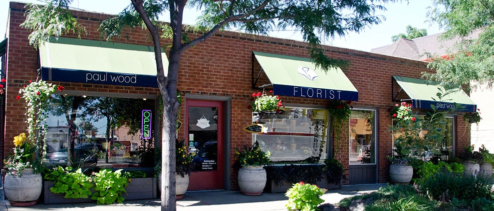 Paul Wood Florist is an incredible retail flower shop in the heart of downtown Fort Collins.
