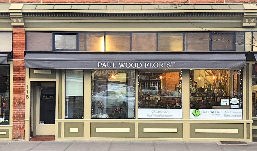 Paul wood florist located at 111 w olive st in fort - Olive garden fort collins colorado ...