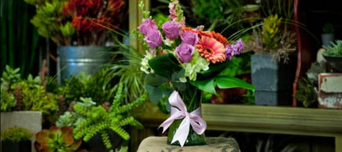 Flower arrangements the way you like, conveniently delivered at the same time each week.