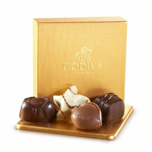Godiva Gold Ballotin Assorted Chocolates