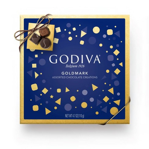 Godiva Gold Mark Chocolates