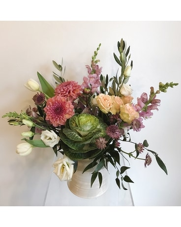 Tarragon Flower Arrangement
