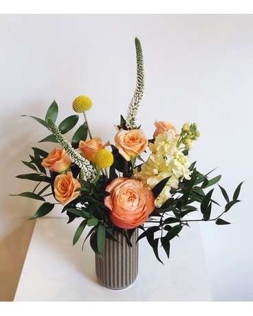 Sun-kissed Flower Arrangement