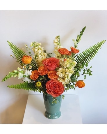 Summery Flower Arrangement