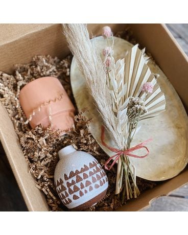 Desert Decor Gift Box