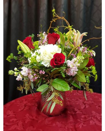 Walk In The Park Flower Arrangement
