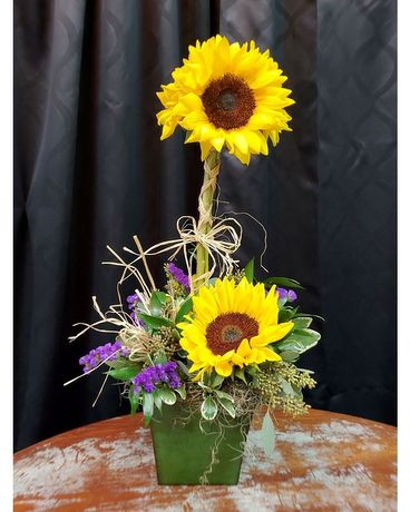 Sunny Spirits Flower Arrangement