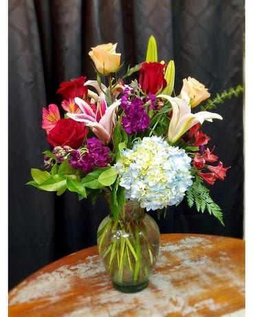 Field of Dreams Flower Arrangement