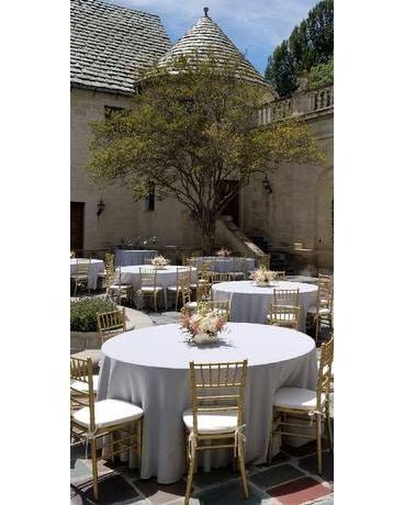 Wedding Reception In West Los Angeles Ca Westwood Flower Garden