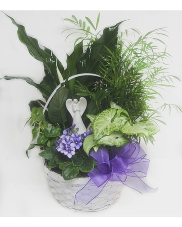 Angel Garden Basket Gifts