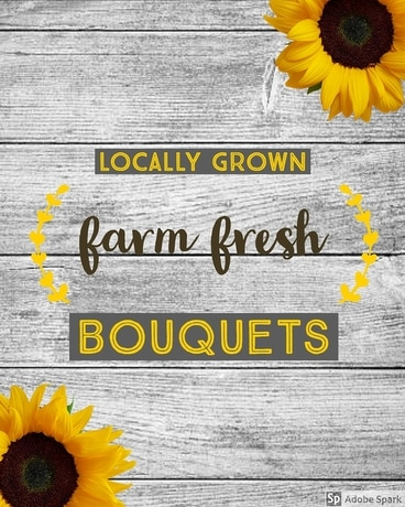 Farm Fresh Bouquet Flower Arrangement