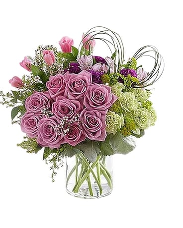 Mad About You Flower Arrangement