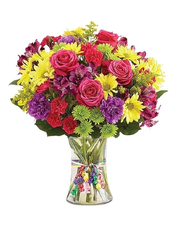 It's Your Day Bouquet Flower Arrangement