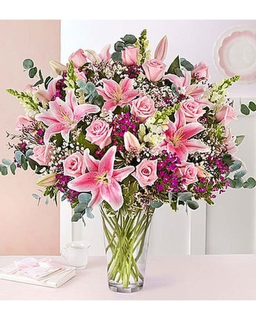 Amazing Mom Bouquet Flower Arrangement