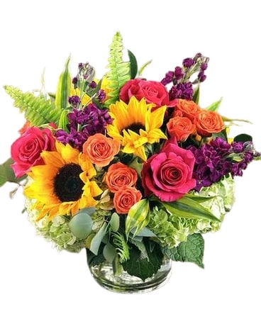 Fall for You Bouquet Flower Arrangement
