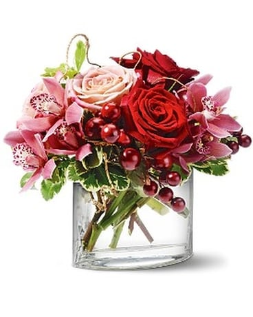 Vineyard Blush Flower Arrangement