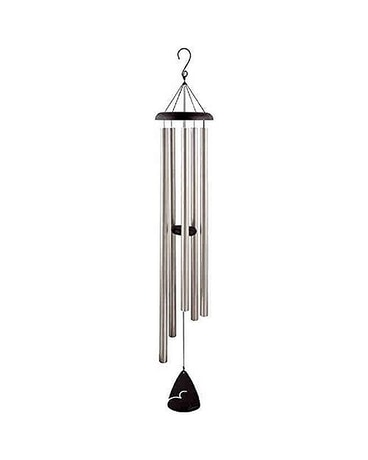 Pewter Fleck 60 in. Chime