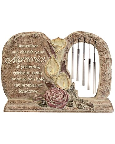Cherish Your Memories Flower Arrangement