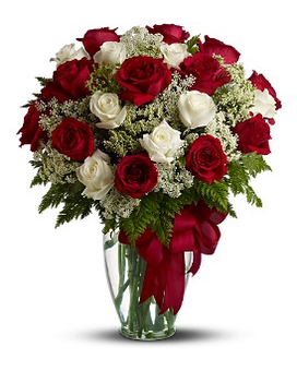 Be My Love- Deluxe Flower Arrangement