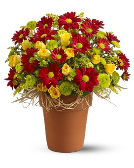 Country Roads Flower Arrangement