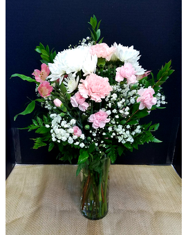 Truly Yours Flower Arrangement