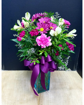 Fallin Love Flower Arrangement