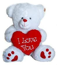 I Love YouTeddy Bear